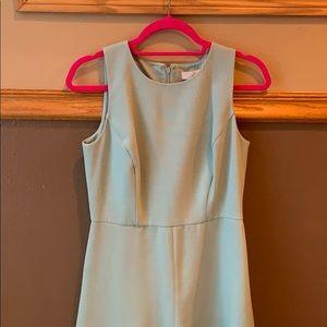Baby blue Loft dress